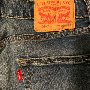 Levi Strauss & co. Jeans